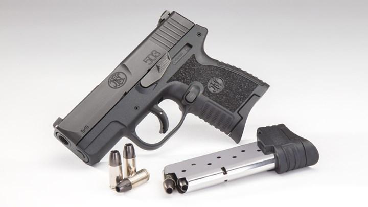 Gun Review: FN 503